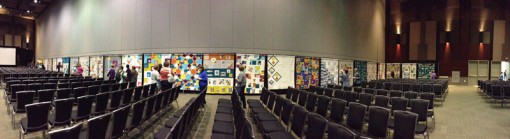 More of the Charity Quilts (still not all of them)!