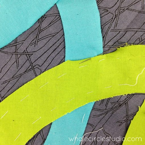 Day 87: 365 Days of Handwork Challenge — Time for an intersection! Whole Circle Studio — 365 Days of Handwork Challenges