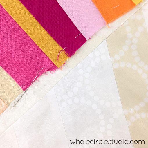 Day 113: 365 Days of Handwork Challenge — Scrap happens. Whole Circle Studio — 365 Days of Handwork Challenges