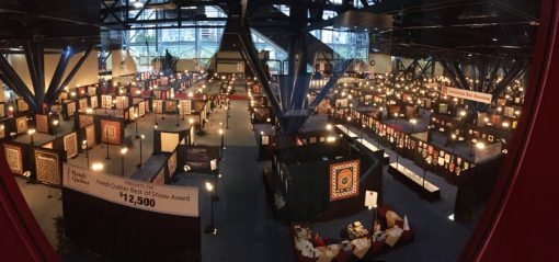 International Quilt Market and Festival Quilt Show, 2017, Houston, Texas