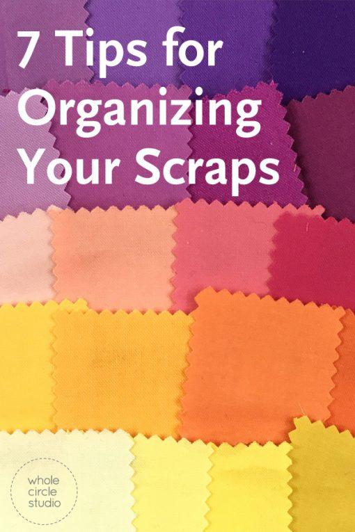 fabric   scrap organization   Sewing Room   scrap organization fabric   sewing room ideas  sewing