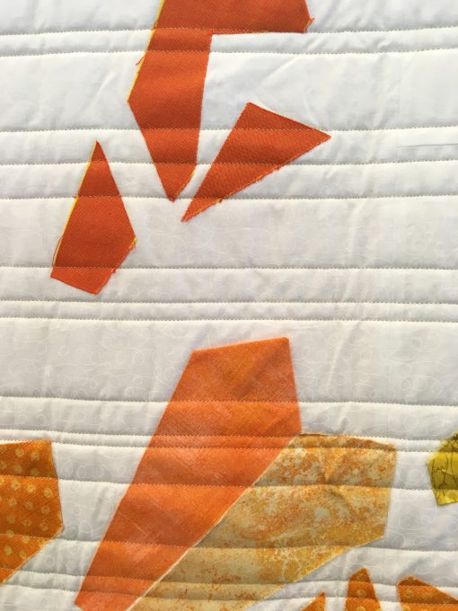 Lake Superior Modern Quilt Guild   QuiltCon 2018   dresden plate   quilt   modern   modern traditionalism