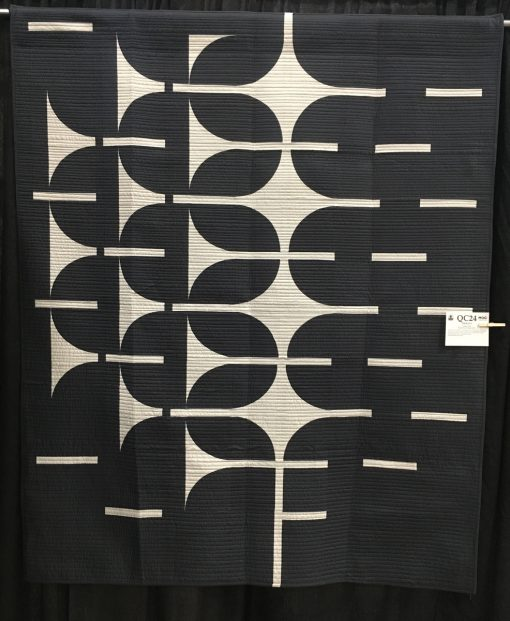 """""""Terrace"""" by Violet Craft . Category: Minimalist Design Modern Quilt"""