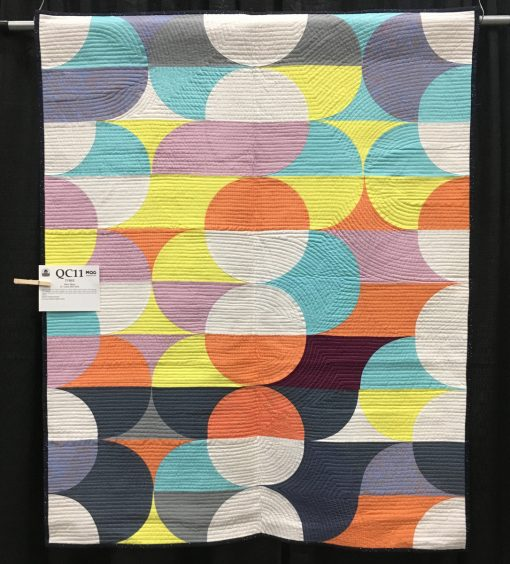 """Tybee"" by Staci Meyr. Category: Modern Traditionalism Modern Quilt"