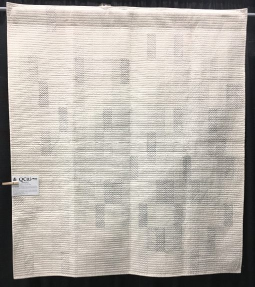 """Harvest"" by Carson Converse. Category: Minimalist Design Modern Quilt."