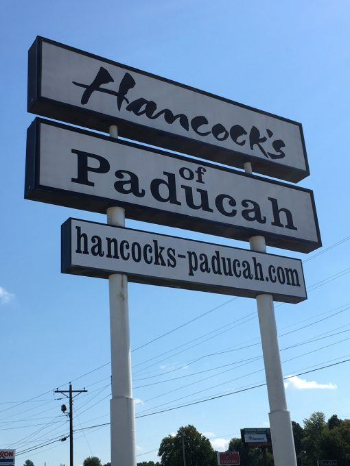Hancock's of Paducah Entry