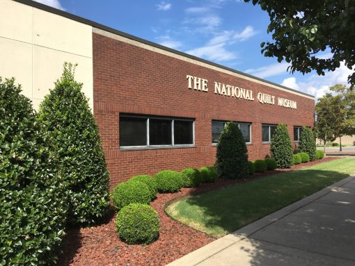The National Quilt Museum Building