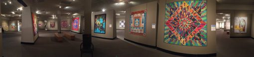 The National Quilt Museum Main Gallery