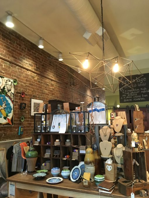 Bricolage Art Collective, Paducah, KY