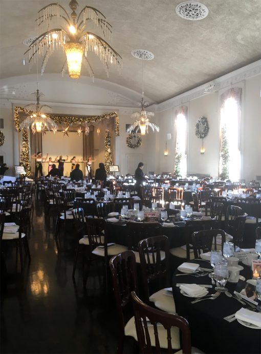 New Haven Lawn Club Ballroom