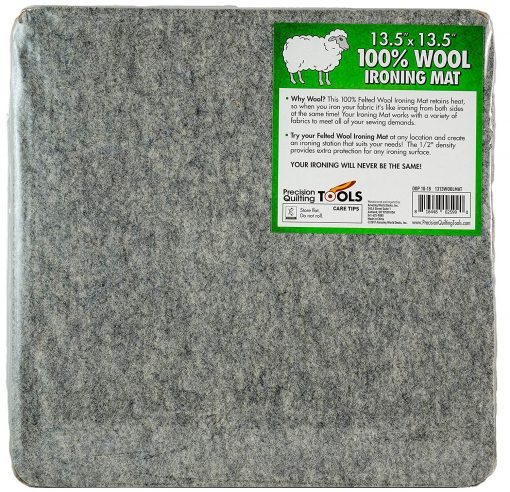 Precision Quilting Tools Wool Pressing Mat