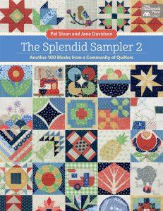Splendid Sampler 2 book
