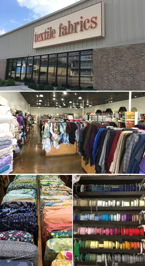 Textile Fabrics of Nashville, Tennessee.