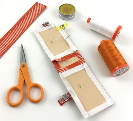 English Paper Piecing (EPP) tips, tricks and tutorials. Plus links to my favorite tools and supplies by Whole Circle Studio.