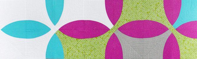 detail of Picnic Petals by wholecirclestudio.com