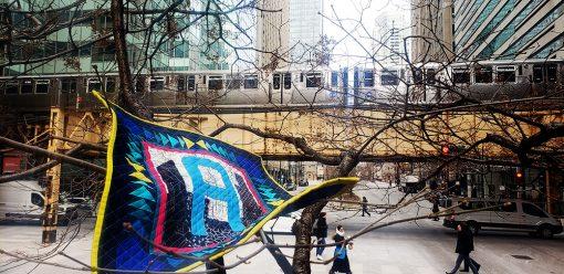 Chicago Mini Quilt