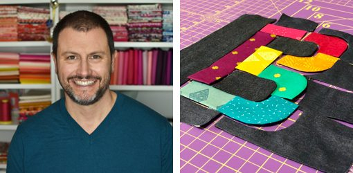Mathew Mister Domestic Quilt Block