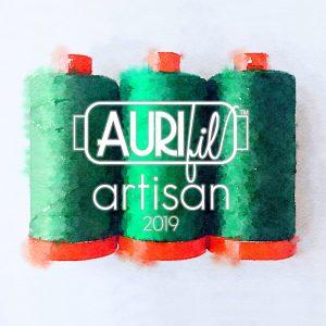 Sheri Cifaldi-Morrill, Aurifil Artisan 2019