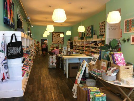 Missouri Star Quilt Company shop interior