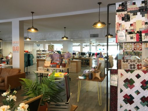 Missouri Star Quilt Company shopping