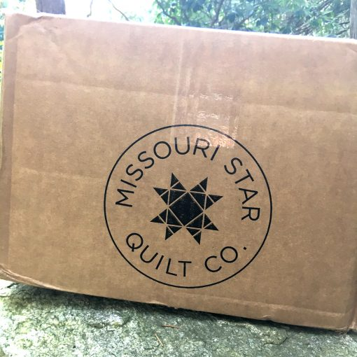 Missouri Star Quilt Company delivery