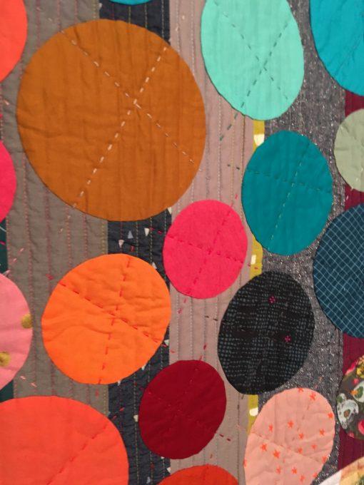 "detail of ""More is More"" by Laura Loewen"
