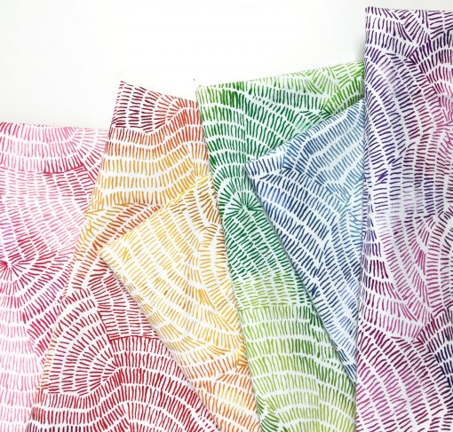 Fabric: Ombre Stitches by QT Fabrics