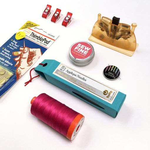 favorite tools and products for hand sewing!