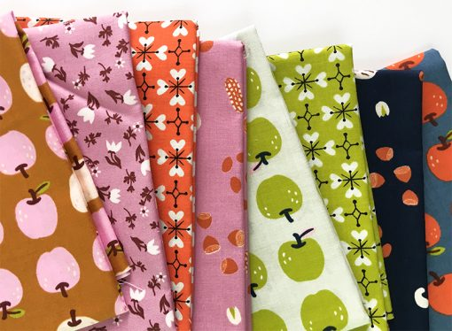 Smol fabric by Kimberly Kight for Ruby Star Society