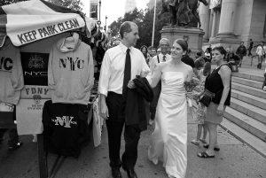 Jason and Sheri NYC wedding